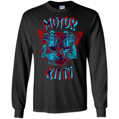 Motor Kitty Cool Cat T shirts Hoodies Gifts For Cat Lovers