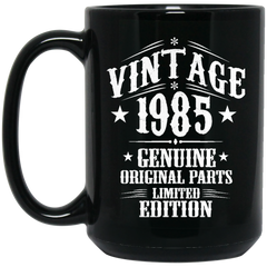 1985 Mug Vintage 1985 Genuine Limited Edition Coffee Mug Tea Mug