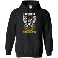 Chickens Girls Shirts Girls should have Class Sass and Cute Chickens T-shirts Hoodies Sweatshirts - TeeDoggie.Com