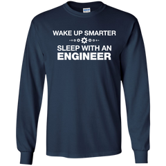 Engineer Wife Husband Shirts Sleep with an Engineer T-shirts Hoodies Sweatshirts - TeeDoggie.Com