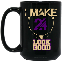 24 Years Old Mug I Make 24 Look Good Coffee Mug Tea Mug