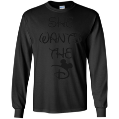 Disney Mickey Shirts She Wants The Disney D T-shirts Hoodies Sweatshirts