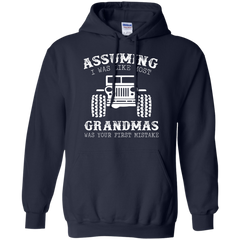 Rc Car T-shirts  Assuming I Was Like Most Grandmas Was Your First Mistake Jeep Shirts Hoodies Sweatshirts