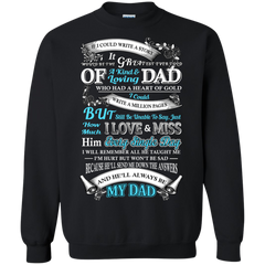 Father's Day Shirts My Dad He'll Always Be My Dad T shirts Hoodies Sweatshirts