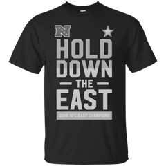 NFC East Champions T-shirts  Hold Down The East Shirts Hoodies Sweatshirts