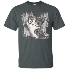 Innocent Look Cool Cat T shirts Hoodies Gifts For Cat Lovers