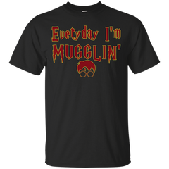 Harry Potter Shirts Everyday I'm Mugglin' T shirts Hoodies Sweatshirts