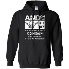 Chef Shirts On 8th Day God Created Chef T-shirts Hoodies Sweatshirts