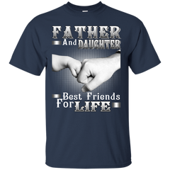 Father's Day Family T-shirts Father And Daughter Best Friends For Life Shirts Hoodies Sweatshirts