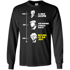 Star Wars Bernie Sanders Trump Obama President T shirts Hoodies Shirts - TeeDoggie.Com