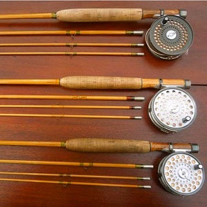 Vintage Fly Fishing Tackle