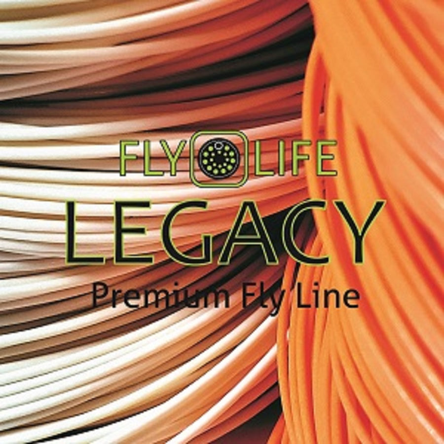 Legacy Fly Lines & Backing & Leaders