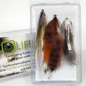 Streamer Fly Pack