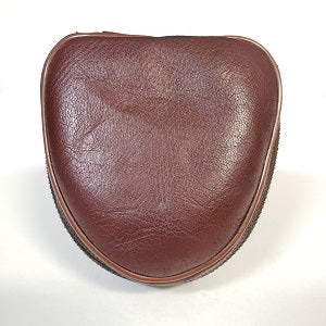 J W Young Leather Reel Case