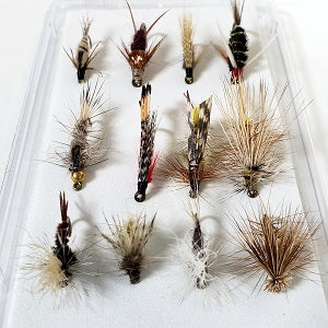 Ontario Trout Stream Fly Pack