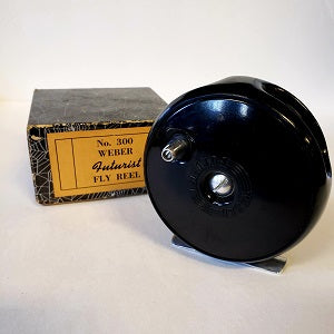 Weber Futurist No. 300 Fly Reel