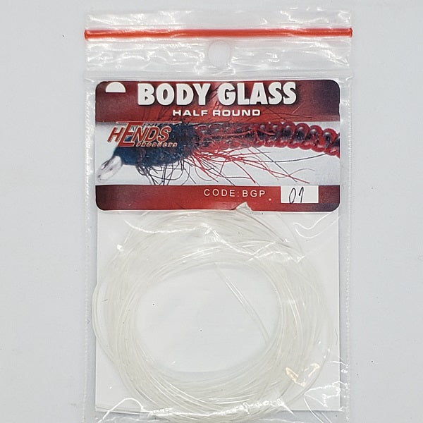 Body Glass Half Round