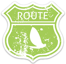 Route Mayfly