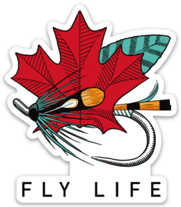 Maple Leaf Fly