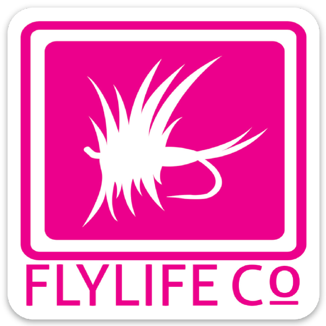 Dry Fly Pink