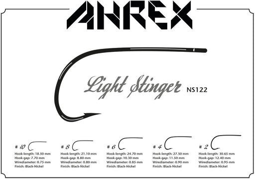 AHREX NS122 LIGHT STINGER