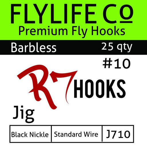 R7 Barbless Jig Hook
