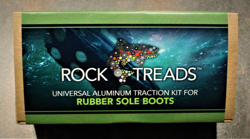Rock Treads Rubber Soles Kit
