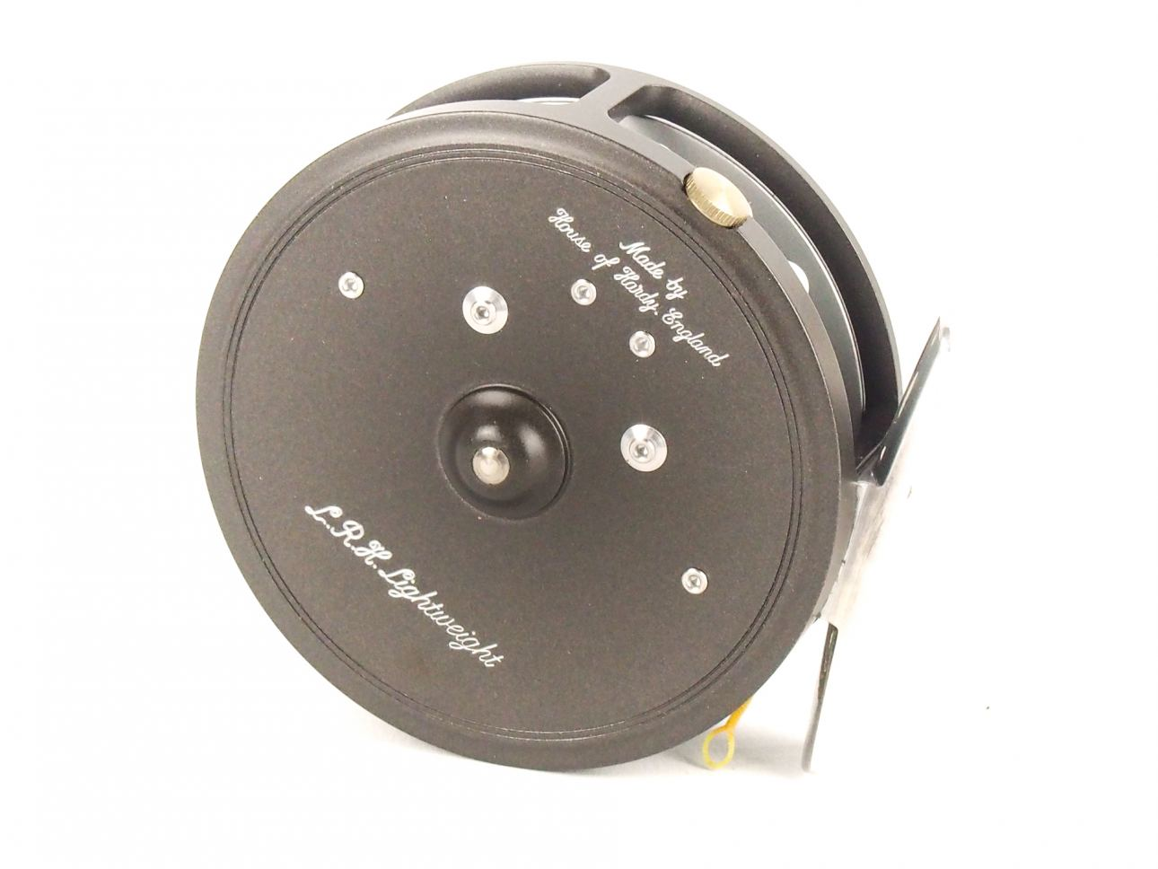 Hardy L.R.H 3 1/8 Lightweight Trout Reel