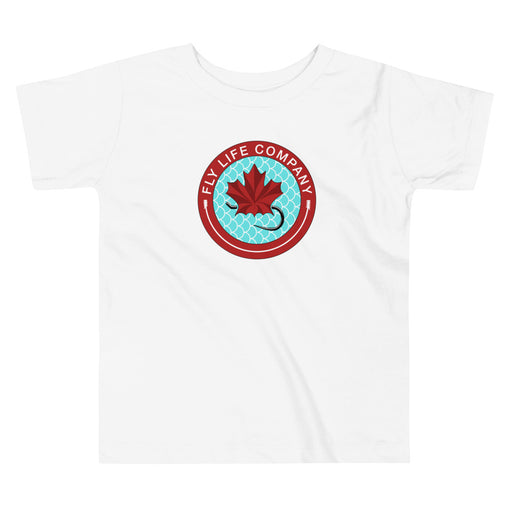 Toddler R7 Maple Leaf