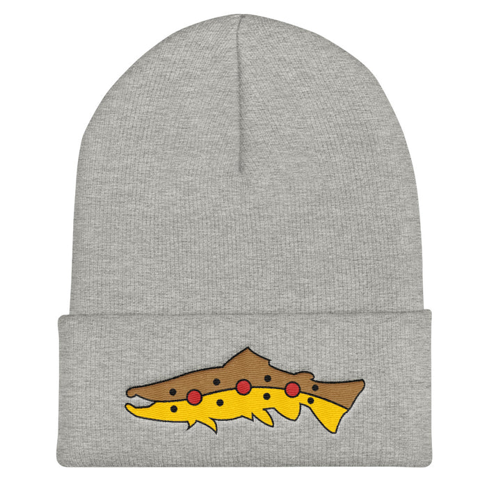 Signature Brown Trout Beanie