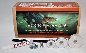 Rock Treads Removable Soles Kit