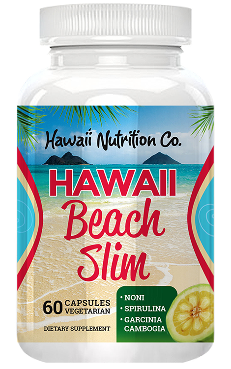 Hawaii Beach Slim 60 capsules