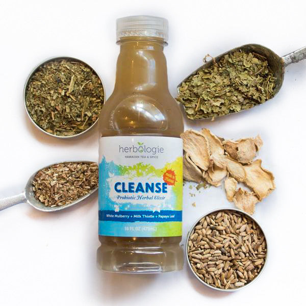 Cleanse Fermented Herbal Elixir