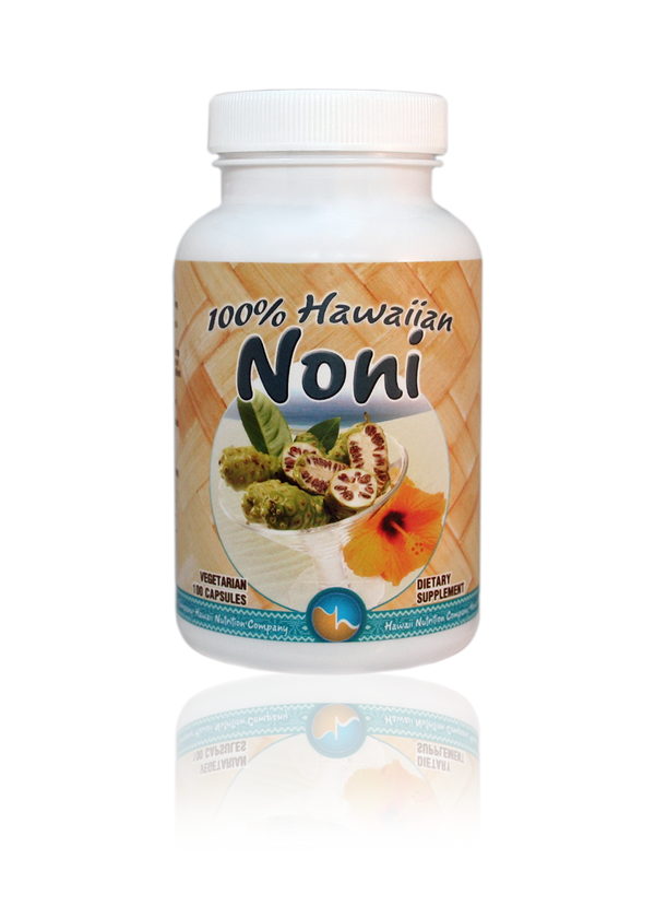 Hawaiian Noni capsules 100 ct