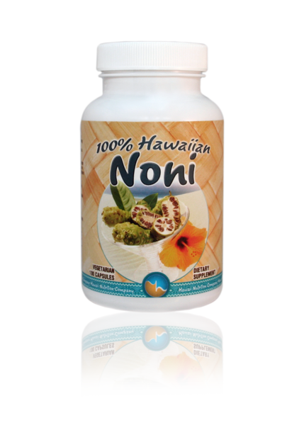 Noni Capsules By Hawaii Nutrition Company