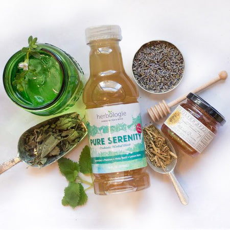 Pure Serenity Fermented Herbal Elixir