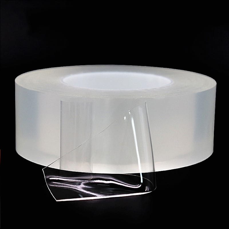 Reusable Transparent Double Sided Tape can Washed Acrylic