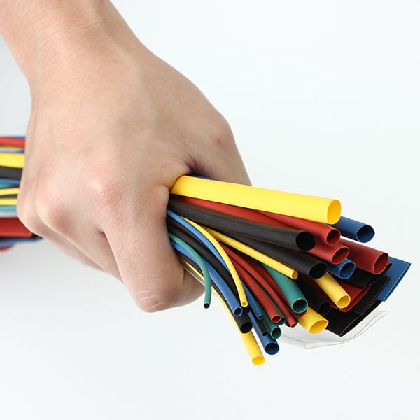 2m Flat 29.5mm 18.5mm Pvc Heat Shrink Tubing for 18650 18500