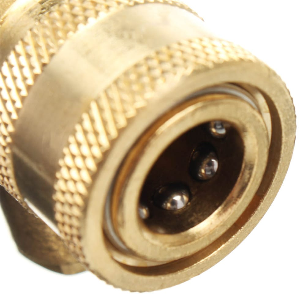 High Pressure Washer Spray Nozzle 1/4 Inch Quick-connect