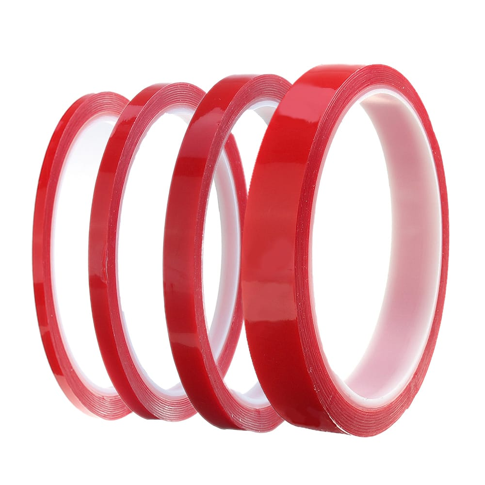 3m Double Sided Adhesive Tape Acrylic Transparent no Traces
