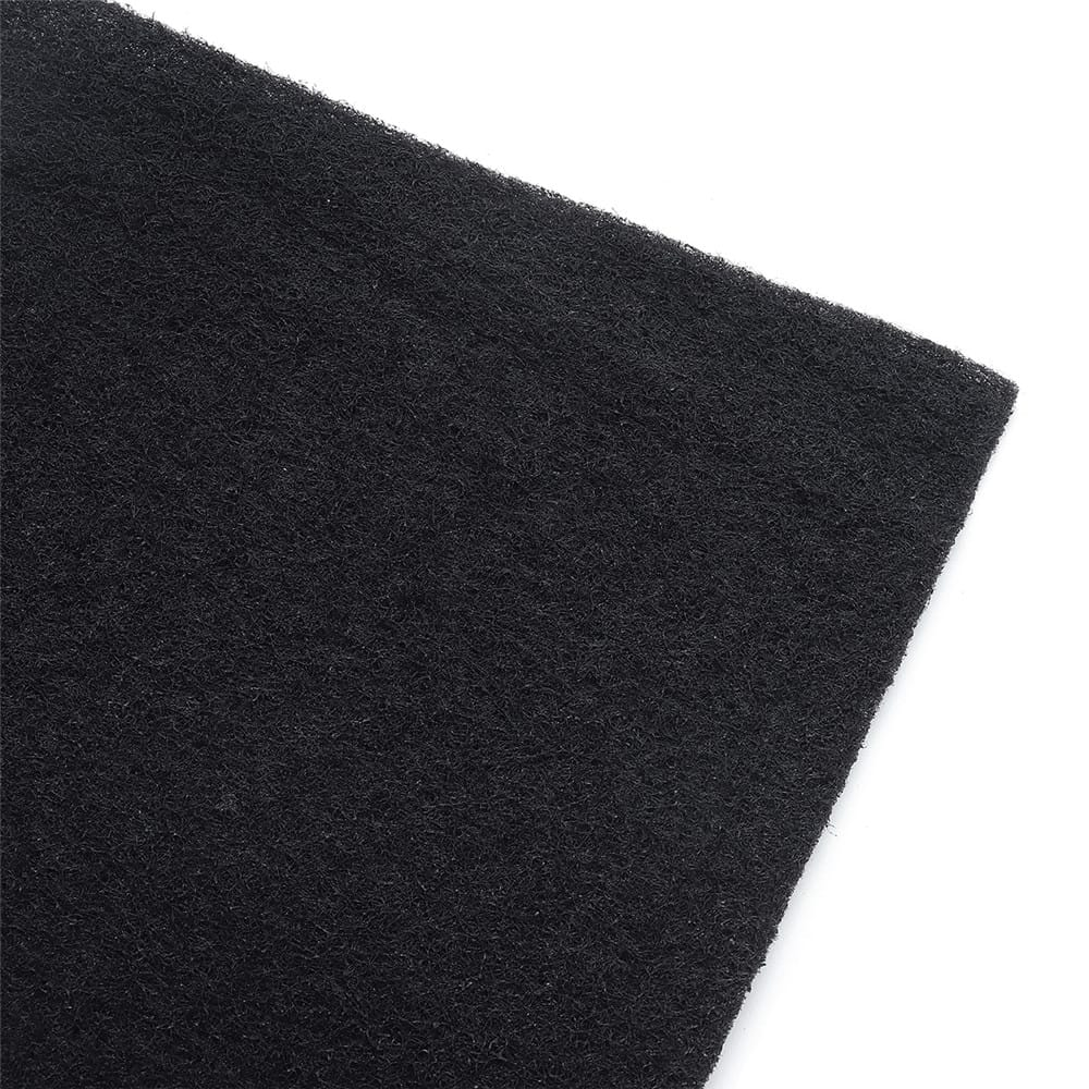Universal Carbon Cooker Hood Filter Cut to Size Charcoal