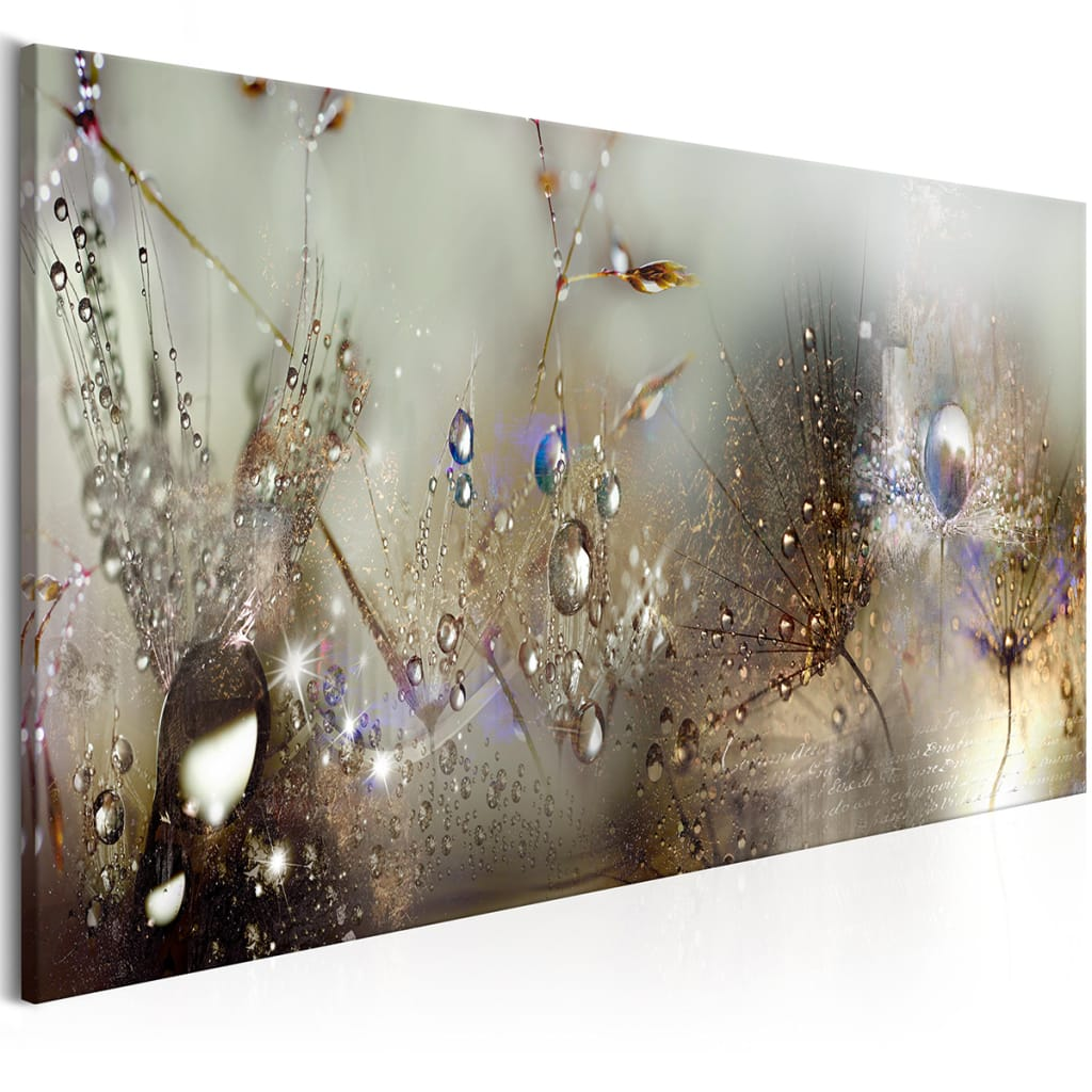 Home Decorations Canvas Print Paintings Wall Art Dew Beads