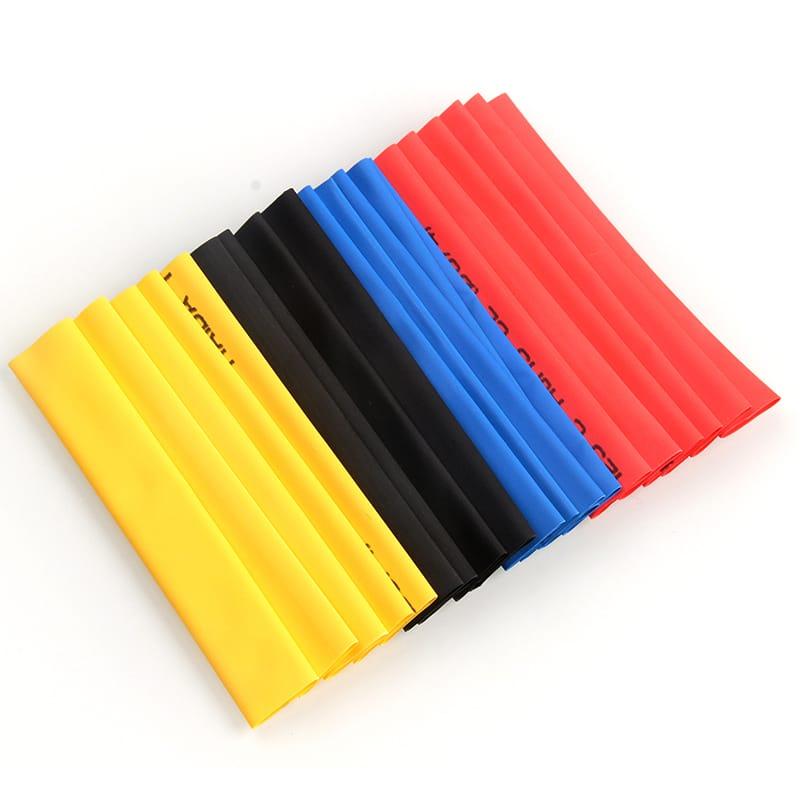 530pcs Assorted Polyolefin Heat Shrink Tube Cable Sleeve