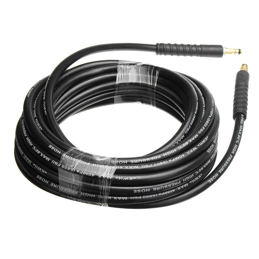 High Pressure Washer Water Cleaning Hose 10m for Karcher