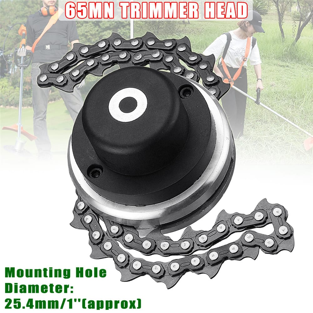 Coil Chain Brush Cutter Grass Trimmer Tool Lawnmower - 65mn