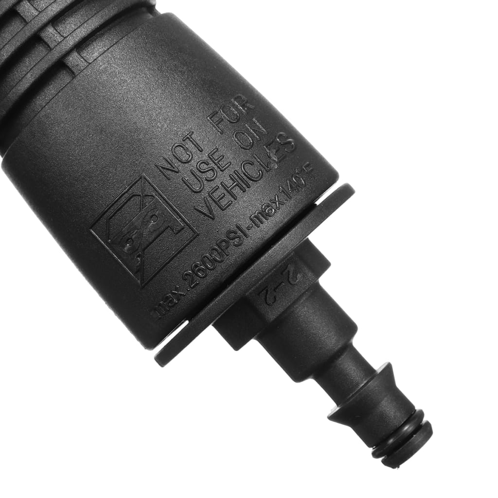 High Pressure Washer Vax Turbo Nozzle for the Vpw Series Jet