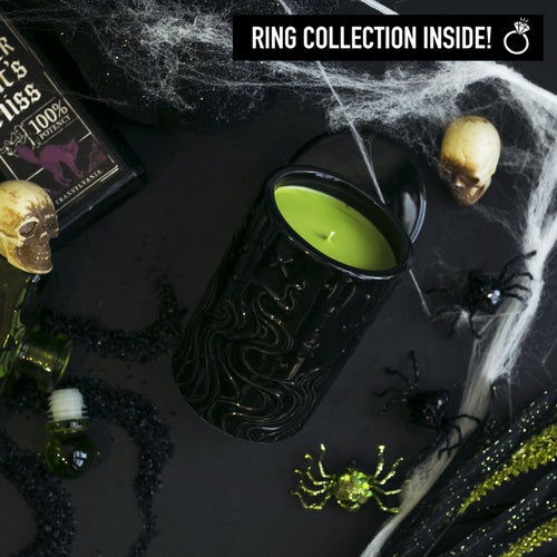 Hocus Pocus Ring Candle