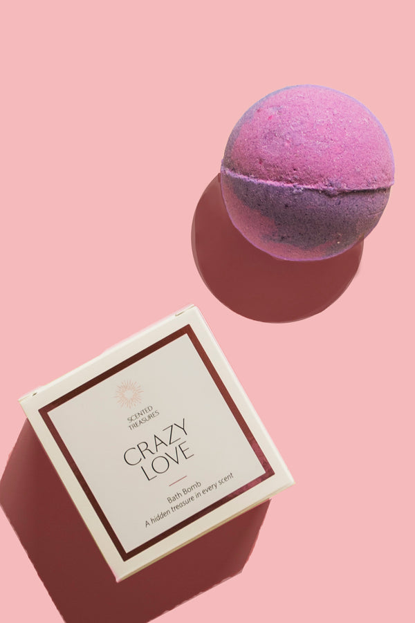 Crazy Love Ring Bath Bomb