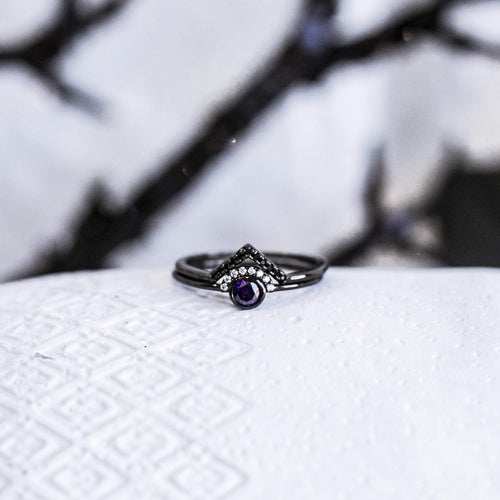 Jewel Candles - Villainous Ring Candle
