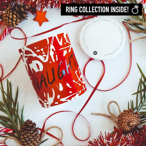 Naughty Ring Candle